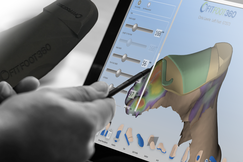 3D printed orthotics